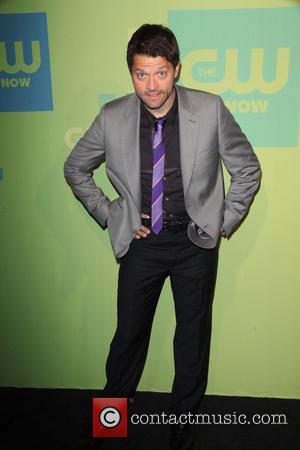 Supernatural Star Misha Collins Mugged