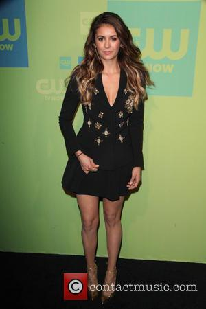 Nina Dobrev - The CW Upfronts 2014 at The London Hotel by The New York City Center - NYC, New...