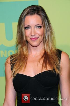 Katie Cassidy. - CW Network's New York 2014 Upfront Presentation at The London Hotel - Arrivals - New York City,...