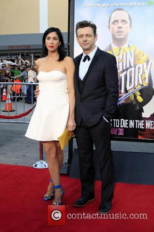 Sarah Silverman and Michael Sheen - 'A Million Ways to Die in the West' Premiere, Los Angeles - Los Angeles,...