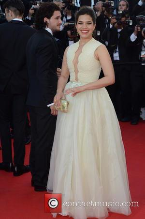 Prankster Arrested For Trying To Get Under America Ferrera's Dress At Cannes
