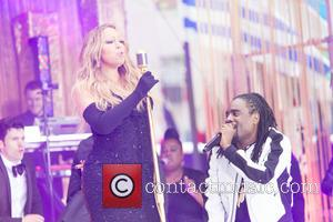 Mariah Carey and Wale - Mariah Carey, performs on The Today Show, alongside Wale, to promote her new album