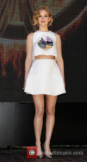 Jennifer Lawrence - The 67th Annual Cannes Film Festival - 'The Hunger Games: Mockingjay' - Photocall - Cannes, France -...