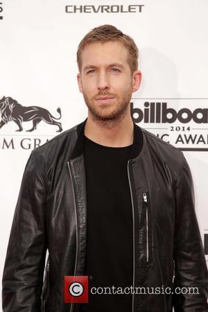 Calvin Harris - 2014 Billboard Awards Red Carpet at the MGM Grand Resort Hotel and Casino - Las Vegas, United...
