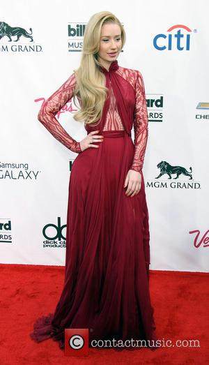 Iggy Azalea - 2014 Billboard Awards held at the MGM Grand Resort Hotel and Casino - Arrivals - Las Vegas,...