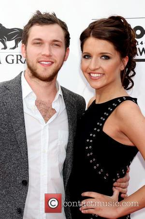 Phillip Phillips and Hannah Blackwell