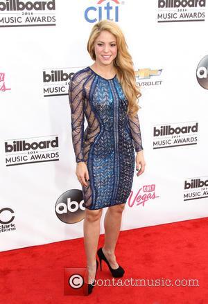 Shakira Launching Music-inspired Fragrance