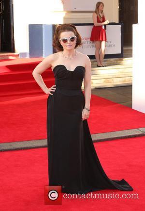 Helena Bonham Carter - The Arqiva British Academy Television Awards 2014 (BAFTA) - Arrivals - London, United Kingdom - Sunday...