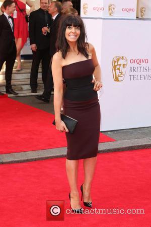 Claudia Winkleman - The Arqiva British Academy Television Awards 2014 (BAFTA) - Arrivals - London, United Kingdom - Sunday 18th...