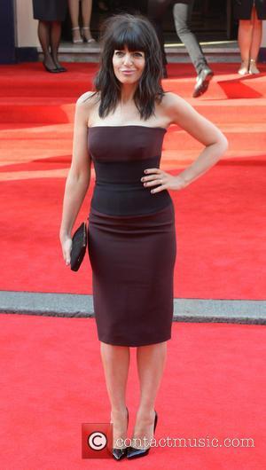 Claudia Winkleman - Arqiva British Academy Television Awards at Theatre Royal - Arrivals - London, Ukraine - Sunday 18th May...