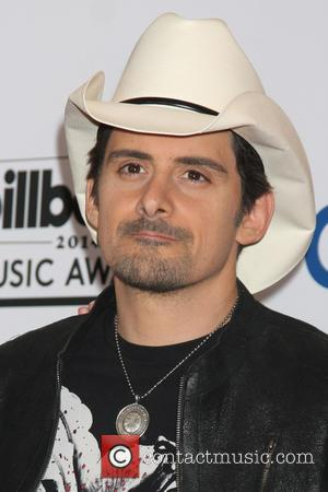 Brad Paisley Joins President Obama For Afghanistan Trip