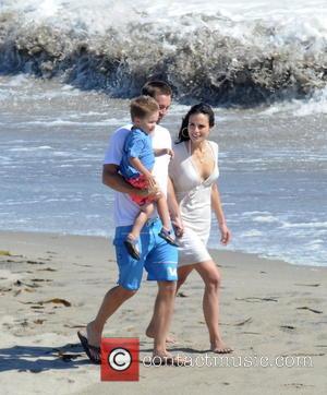 Jordana Brewster and Caleb Walker - Vin Diesel filming last scenes for