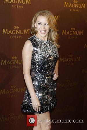 Kylie Minogue - Magnum 25th Anniversary Party, Cannes Film Festival 2014 - Cannes, France - Wednesday 21st May 2014