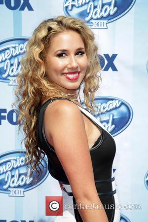 Haley Reinhart - Celebrities attend Fox's 'American Idol' XIII Finale at Nokia Theatre L.A. Live - Los Angeles, California, United...