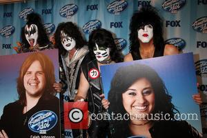 Kiss Celebrate Guitarist's Birthday On Stage In Las Vegas