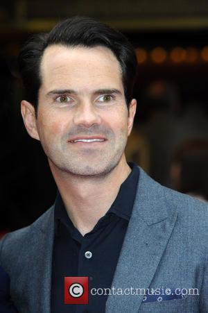Jimmy Carr - Miss Saigon Press Night at the Prince Edward Theatre - Arrivals - London, United Kingdom - Wednesday...