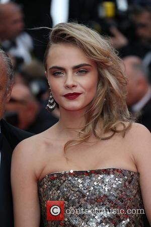 Cara Delevingne - Cannes Film Festival - The Search -...