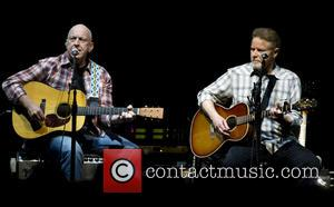 Don Henley and Bernie Leadon