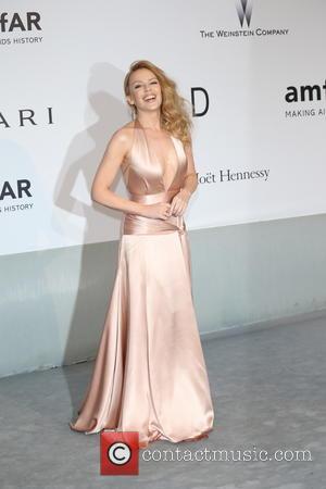 Kylie Minogue - amfAR 21st Annual Cinema Against AIDS during the 67th Cannes Film Festival at Hotel du Cap-Eden-Roc -...