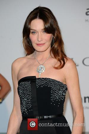 Carla Bruni, Cannes Film Festival