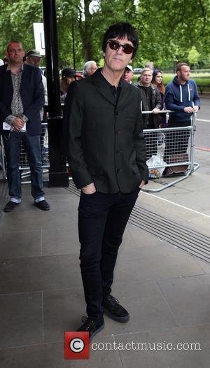 Johnny Marr - The 2014 Ivor Novello Awards at the Grosvenor House Hotel - London, United Kingdom - Thursday 22nd...