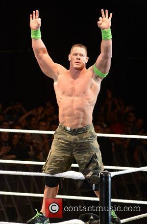 John Cena - WWE superstar Sheamus successfully defended his United States Championship belt in his hometown against Antonio Cesaro at...