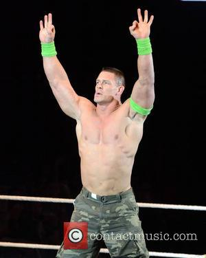 John Cena - WWE at The O2 Dublin