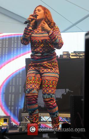 Katy B - Birmingham Pride 2014 - Day 2 - Birmingham, United Kingdom - Sunday 25th May 2014