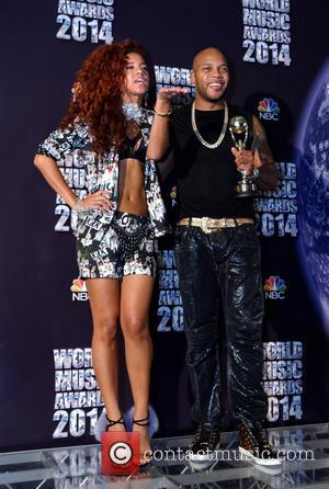 Natalie La Rose and Flo Rida