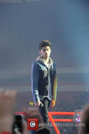 Zayn Malik and One Direction - One Direction kick off 'Where We Are Tour' in Sunderland - Sunderland, United Kingdom...