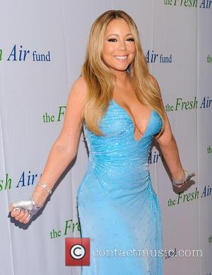 Mariah Carey - 2014 Fresh Air Fund honoring our American Hero - Arrivals - New York, New York, United States...