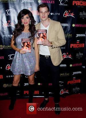Farrah Abraham and Chris Hernandez - Farrah Abraham celebrates her 23rd birthday at Pacha - Arrivals - New York, United...