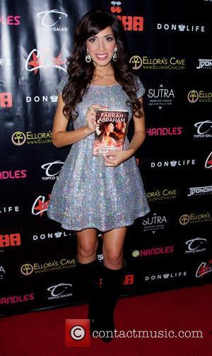 Farrah Abraham - Farrah Abraham celebrates her 23rd birthday at Pacha - Arrivals - New York, United States - Saturday...