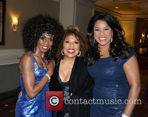 Patty Collins, Roberta Flack and Denyce Graves