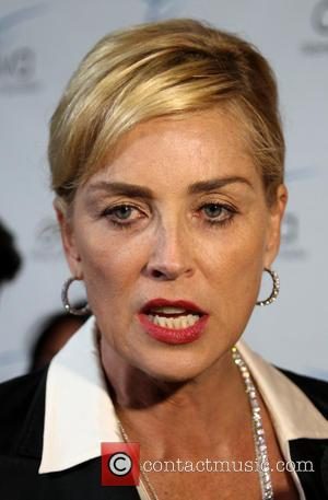 Sharon Stone - Aviva's annual 'A Gala' fundraiser - Beverly Hills, California, United States - Sunday 1st June 2014