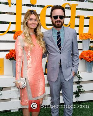 Aaron Paul - The Seventh Annual Veuve Clicquot Polo Classic