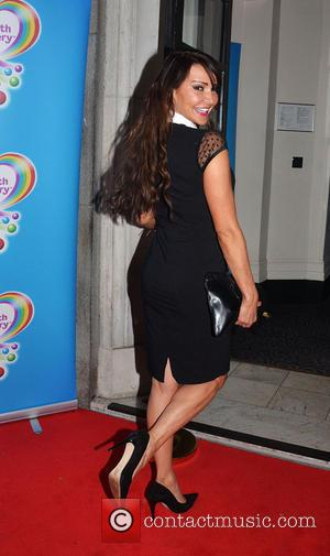 Lizzie Cundy - Health Lottery VIP Tea Party held at the Savoy Hotel, The Strand - London, United Kingdom -...