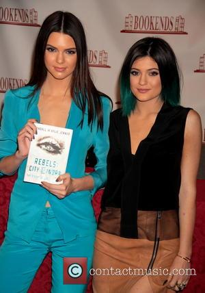 Kendall & Kylie Jenner Anger Press At