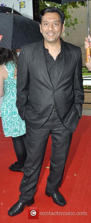 Nitin Ganatra - Pride of Ireland Awards 2014 at the Mansion House - Arrivals - Dublin, Ireland - Tuesday 3rd...