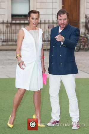 Yasmin Le Bon and Simon Le Bon - Royal Academy Summer Exhibition Preview Party - Arrivals. - London, United Kingdom...