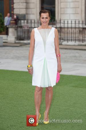 Yasmin Le Bon - Royal Academy Summer Exhibition Preview Party - Arrivals. - London, United Kingdom - Wednesday 4th June...