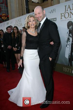 Jane Fonda and Corey Stoll - Jane Fonda honered with American Film Institute Life Acheivement Award at gala tribute -...
