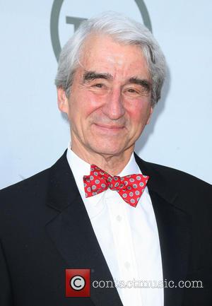 Sam Waterston - Jane Fonda honered with American Film Institute Life Acheivement Award at gala tribute - Los Angeles, California,...
