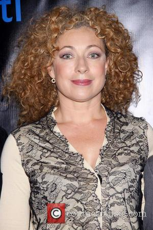 Alex Kingston Fears Ivf Brought On Early Menopause