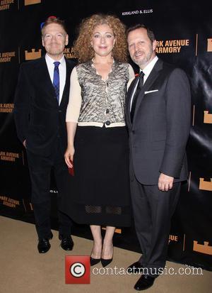 Rob Ashford, Alex Kingston, Kenneth Branagh