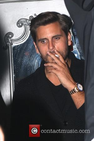 Scott Disick - Gumball 3000 party at Up and Down...