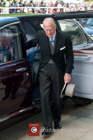 Prince Philip and The Duke of Edinburgh - The Investec Epsom Derby held at the Epsom Downs Racecourse - London,...