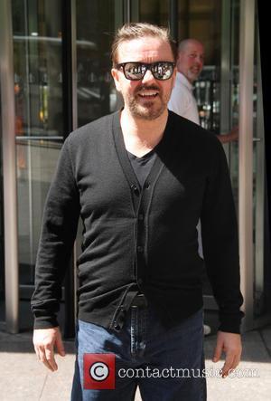 Ricky Gervais Backs Elephants March