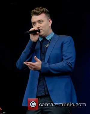 Mary J. Blige Joins Sam Smith Onstage At U.s. Album Release Gig