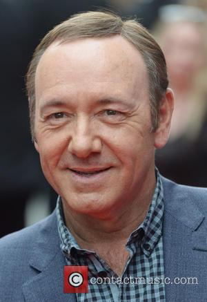 Kevin Spacey - 'Now' U.K. Premiere at Empire Leicester Square - Arrivals - London, United Kingdom - Monday 9th June...